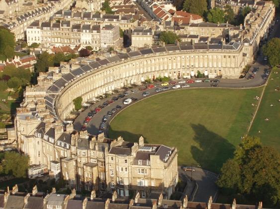 Balloon Flights And Hot Air Balloon Rides Over Bath
